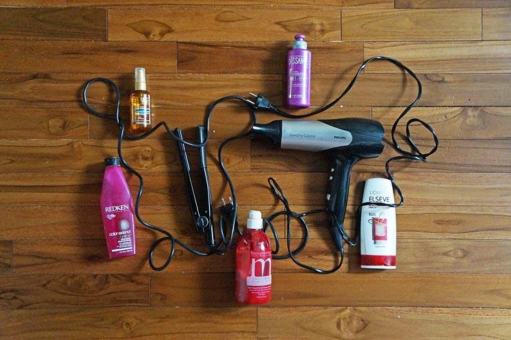 trucs de blogueuse beaute cheveux colores 1 - Quel Est Le Meilleur Shampoing Pour Cheveux Colors