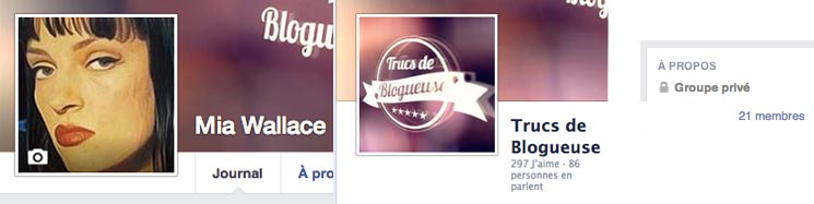 Facebook : les différences entre un profil perso et une page fan