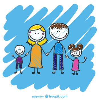 famille sortie