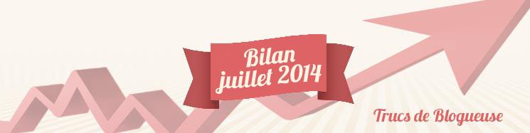 Bilan de juillet 2014 : tous les objectifs atteints !