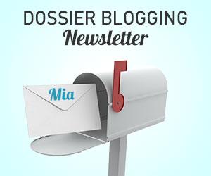 Dossier Blogging Newsletter