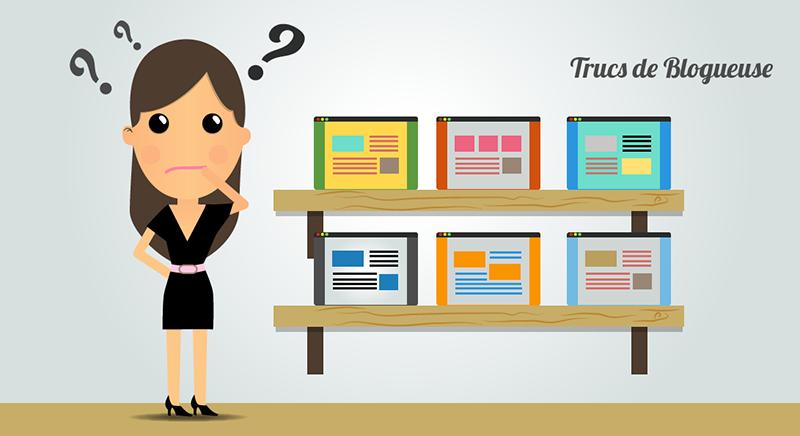 Comment choisir un template pour son blog ?