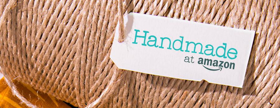 Après Etsy et A Little Market, vendez vos créations fait main sur Amazon Handmade