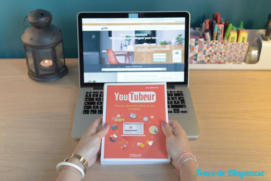 Comment devenir YouTubeur grâce au livre de Jean-Baptiste Viet